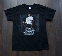 Luke Bryan T Shirt 2014 Tour Size L *C0907