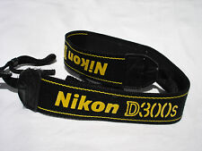 NIKON D300s CAMERA NECK STRAP  AN-DC4