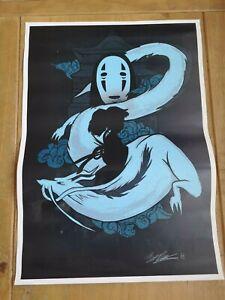 Studio Ghibli Spirited Away Print Poster