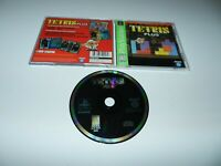 Tetris Plus Playstation 1 2 PS1 Game Complete Tested Greatest Hits