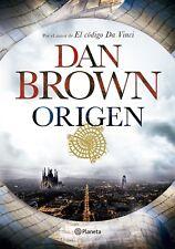 Origen ( 5to Libro de la Serie El Código Da Vinci) En Español en Formato Digital