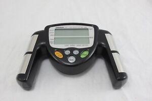 Omron Fat Loss Monitor Body Scanner BMI Black HBF-306C A103