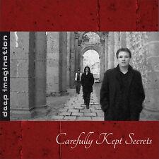 DEEP IMAGINATION Carefully Kept Secrets CD NEU / Ambient / Electronica / ArtRock