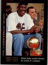 1999 Upper Deck Michael Jordan The Early Years card# 28