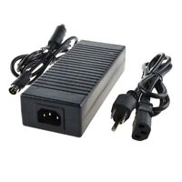 Generic 4-Pin Ac Adapter for 24V 5A Effinet EFL-2202W FY2405000 LCD Monitor PSU