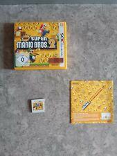 Super Mario Bros.2 - Nintendo 3DS - Anfängerfreundlich - Münzen Sammelfieber!
