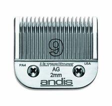 Andis 64120 # 9 UltraEdge Detachable Clipper Blade