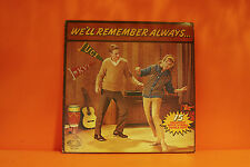 WE'LL REMEMBER ALWAYS - 15 GREATEST ROCK 'N' ROLL DANCE HITS - EX LP VINYL -M