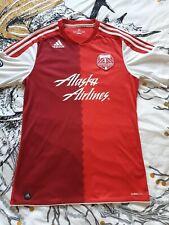 Portland Timbers Away Football Shirt 2011/12 MLS Jersey - Adults Size M
