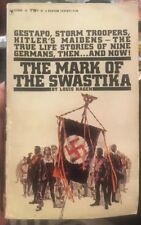 Mark Of The Swastika By Louis Hagen Paperback Book