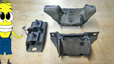 Motor and Transmission Mount Kit for Ranchero 289 302 351 Engine 66-71 Set of 3