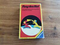 Fang den Hut - Altes Hütchenspiel Ravensburg 1974 Sammelstück Vintage