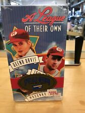 lot of 2 NEW/SEALED ~ A League of Their Own /The natural (VHS, 1993)
