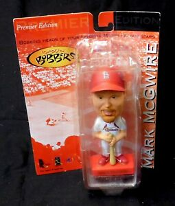 1999 Mark McGwire Bobblehead Factory Sealed New in Box