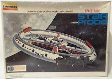 SPACE : STAR PROBE SPACE BASE LINDBERG MODEL KIT - VINTAGE