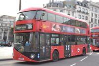 Go Ahead London LT45 LTZ 1045 6x4 Quality London Bus Photo