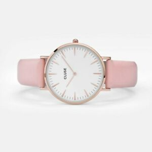 CLUSE Boho Chic Rose Gold White/Rose Gold CW0101201012 Watch