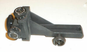 Original Diopter rearsight Feinwerkbau - perfect compatible with Anschutz