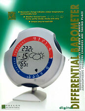 Stazione Meteo OREGON SCIENTIFIC Barometro Differenziale DBA112 **In OFFERTA**