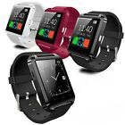 New Bluetooth Smart Wrist Watch Phone Mate For Android iOS Smart Phone #L