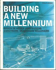 JODIDIO BUILDING A NEW MILLENIUM FOSTER KOOLHAAS SIZA + PARIS POSTER GUIDE ENG