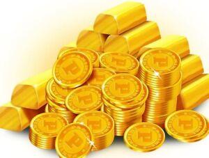 DIGITAL Panini Blitz Coins - 200,000 (200k) coins