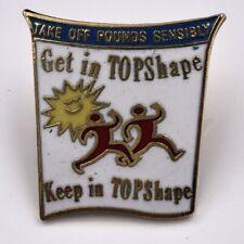 TOPShape Pin Vintage Enamel Pins Funny Pinback Humorous Pinbacks