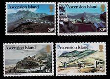 ASCENSION   SCOTT# 269-272   MNH    FARMS/BOATS/ISLAND SCENES