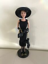 """RARE SUSAN LUCCI BARBIE DOLL IN """"BREAKFAST AT TIFFANY'S"""" OUTFIT+ FROM U.S."""
