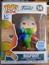 Funko Pop Myths Rainbow Bigfoot 14 Limited Edition