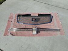 2003-2007 Cadillac CTS E&G Classics CC Mesh Chrome Grille W/ Lower Bumper Grill
