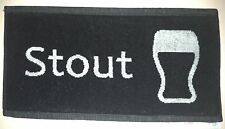 Free Shipping - New - Pub/Bar Towel - Beer - Stout