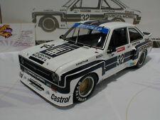 Nürburgring Modell-Rennfahrzeuge von Ford im Maßstab 1:8