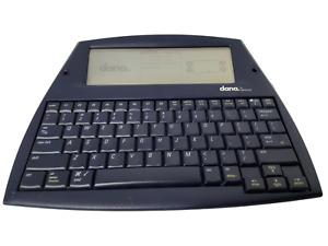 Dana By Alphasmart Lightweight Portable Word Processor. Model 24-0051