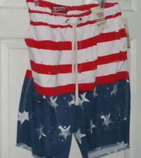 """Arizona flex short jogger shorts size large USA 10""""inseam NWT w36"""