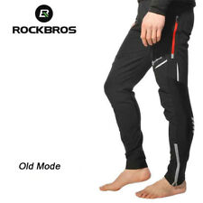 RockBros Cycling Casual Pants Bicycle Bike Tights Sports Riding Long Trousers S