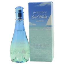 Cool Water Summer Seas by Davidoff EDT Spray 3.4 oz
