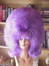 EMPRESS BIANCA DOUBLE WIG BIG FLUFFY TEASED PAGE FLIPPED ENDS FUNKY FIERCE LOOK