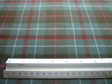MacHardie Muted Old Colours Tartan Fabric Plaid 100% Pure New Wool By The Metre