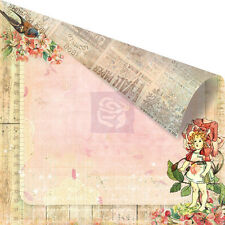 Prima Marketing Fairy Rhymes- Rose Caladee Paper