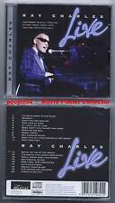 "RAY CHARLES ""Live"" (CD) 2007 NEUF"