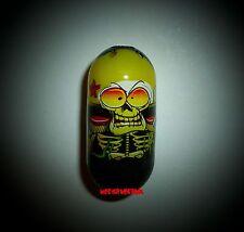 Mighty Beanz #187 Skeleton Pirate Bean 2010 Series 2 Common New