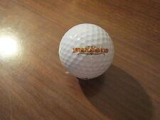 Logo Golf Ball-The Brassie Golf Club.