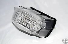 LED Heckleuchte Rücklicht weiss Yamaha TDM900 TDM 900 clear tail light