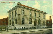 USA, New Brunswick, New Jersey, Post Office, Postamt, Post,  1912