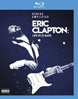 Eric Clapton Life in 12 Bars BLU-RAY All Regions NEW
