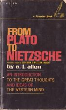B002SJJ5K2 From Plato to Nietzsche, Guide Book to Western Thought