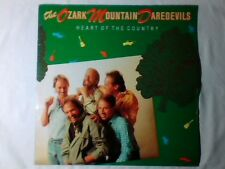 OZARK MOUNTAIN DAREDEVILS Heart of the country lp FRANCE RARISSIMO STEVE EARLE