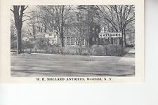 WB Mollard Antiques Westfield  NY