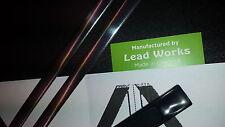 Self Adhesive lead strip 6mm  silver Window lead x 5metre coil, free post